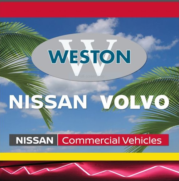 weston nissan volvo
